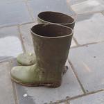 84 -- Hevea Wellies from 1970 -- Rubberboots -- Gummistiefel -- Regenlaarzen thumbnail