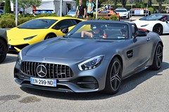 Mercedes AMG GT Roadster (benoits15) Tags: automotive automobile ricard prestige supercar spider festival flickr gt german historic motor meeting coches classic car cars collection circuit cabriolet castellet convertible voiture nikon mercedes amg roadster