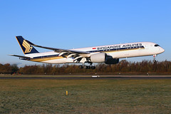 9V-SMI_MAN_301117_KN_165 (JakTrax@MAN) Tags: singapore airlines airbus a350 350 359 a350900 350900 manchester ringway airport runway 05r egcc man