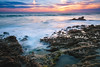Laguna Beach California (meeyak) Tags: montage resort montageresort lagunabeach laguna beach longexposure smooth waves ocean water sea orangecounty california usa meeyak fujifilm xt2 1024mm lens seascape landscape fall cold sunset adventure travel vacation outdoors