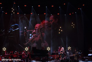 Aga Zaryan i Jacob Collier - Warszawa