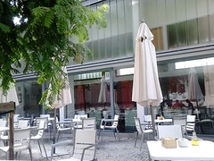 Café, El Aquila Cultural Centre Madrid (d.kevan) Tags: culturalcentres historicbuildings cafés madrid spain