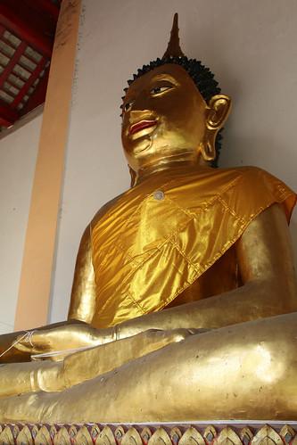 Wat Nang Leaw Pagoda