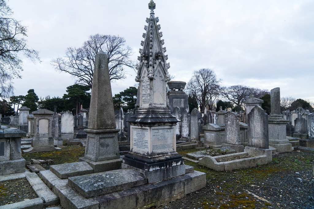 MOUNT JEROME CEMETERY IS AN INTERESTING PLACE TO VISIT [IT CLOSES AT 4PM]-134366
