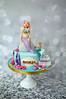 Mermaid Cake (toertlifee) Tags: törtlifee cake birthday kuchen geburtstag mermaid meerjungfrau himmelblau sky kids