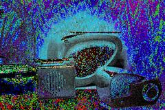 Radios (seguicollar) Tags: baquelita radios aparatosradio sonido imagencreativa photomanipulación art arte artecreativo artedigital virginiaseguí