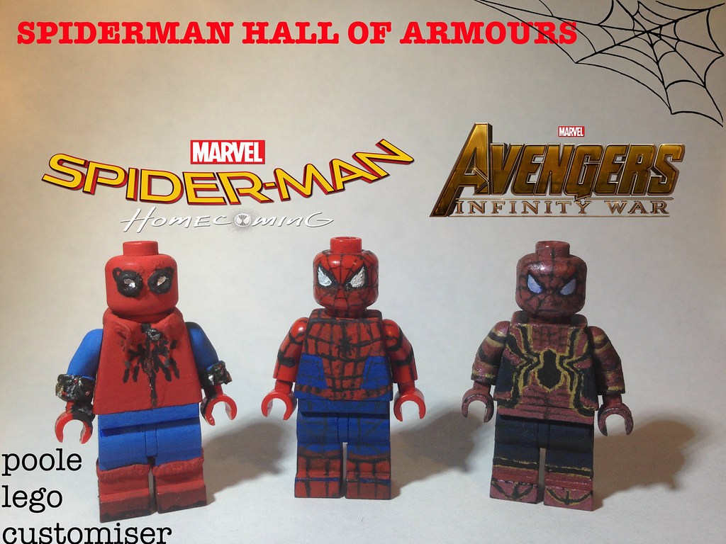 The world 39 s best photos of lego and mcu flickr hive mind - Lego spiderman 3 ...