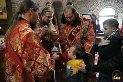 52. Первое богослужение в храме г.Святогорска 30.09.2014