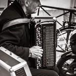 Street Musician In Munich thumbnail