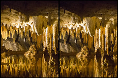 luray3D_16 (AgeOwns.com) Tags: luray caverns stereogram stereography cross