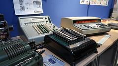 Mechanische Rechenmaschinen und Tischrechner (stiefkind) Tags: vcfb vcfb2017 vcfb17 vintagecomputing