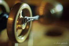 Stirling Engine (gporada) Tags: macro bokeh stirlingengine fujian1635mm cctv olympus mft microfourthirds omd omdem10markii welltaken world100f cmount