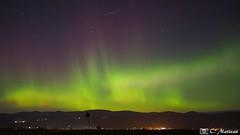 171107-87 Aurore boréale (clamato39) Tags: îledorléans provincedequébec québec canada auroreboréale beauté nature vert longexposure poselongue ciel sky