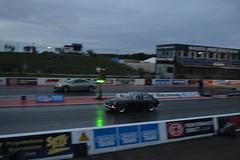 Supercharged MGBGT at Santa Pod Raceway (NealJWelch) Tags: supercharged mg mgb b gt bgt mazda mx5 engine swap santa pod race way raceway drag racing strip modified classic retro