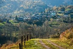 Sentenac d'Oust (Ariège) (PierreG_09) Tags: ariège pyrénées pirineos couserans sentenacdoust village