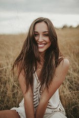 fields by Julia Trotti - Sometimes last minute, unplanned shoots are the most special ones
