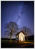 November stars (Juhwie_Fotography) Tags: stars milkyway tree chapel franken franconia house night nightshoot pentax pentaxart ngc ricohimaging k1 germany beautifulgermany
