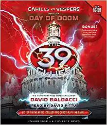 David Baldacci book fan photo