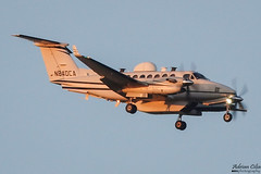 Private --- Beechcraft B300 King Air 350 --- N840CA (Drinu C) Tags: adrianciliaphotography sony dsc rx10iii rx10 mk3 mla lmml plane aircraft aviation private beechcraft b300 king air 350 n840ca