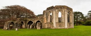 Chapter House of Margam Abbey