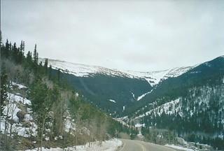 Rocky Mountain National Park---Colorado
