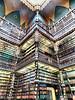 DSCN0509 - Real Gabinete Português de Leitura - Rio de Janeiro - Brasil (Marcia Rosa ()) Tags: biblioteca library livro book marciarosa