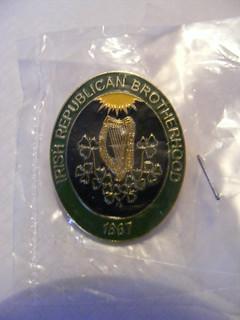 Irish Badges - Irish Republican Brotherhood IRB