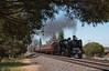 Glenroy Bank (Dobpics O'Brien) Tags: locomotive train tait rail railway railways engine glenroy bank steam steamrail srv special a2 a2986 k153 victorian victoria vr