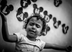 Opera Singer Kid (moustafa.kholosy) Tags: d750 nikon portrait opera singer 50 18 kid child girl bw egypt birthday