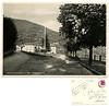 Roncegno Bagni, passeggiata. Spedita nel 1963. Montibeller, Roncegno (Ecomuseo Valsugana | Croxarie) Tags: roncegno roncegnoterme cartolina 1963
