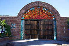 "The Glass Factory in Cabo San Lucas • <a style=""font-size:0.8em;"" href=""http://www.flickr.com/photos/28558260@N04/26696896689/"" target=""_blank"">View on Flickr</a>"