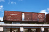 MP 254177 (Chuck Zeiler) Tags: mp 254177 railroad boxcar box car freight cotter train chuckzeiler chz