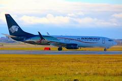 AeroMexico AX-AMO (shumi2008) Tags: aeromexico aeromexico737 boeing738 b737800 skyteammember toronto pearsonairport yyz cyyz