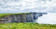 Falaises de Moher (Cliffs of Moher) (paspeya007) Tags: falaises moher cliffs irlande ireland europe europa ie burren clare doolin falaise liscannor