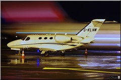 Cessna 510 Citation Mustang, G-KLNW, private (OlivierBo35) Tags: rns spotting cessna citation mustang
