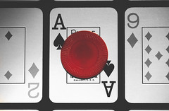 Pokeno (amarilloladi) Tags: selectivecolor chips games macro pokeno cards macromondays memberschoicegamesorgamepieces 7dwf