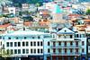 თბილისი, Tbilisi, Тбилиси (Photographer in Batumi - www.samsarkisyan.com) Tags: cafes hotels old urban church river blue bridge georgia tbilisi sky mountain grass city tree თბილისი тбилиси morning architecture building roof window armenian
