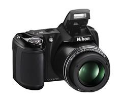 Nikon Coolpix L330 Digital Camera (Black) (belokitech) Tags: black camera coolpix digital l330 nikon