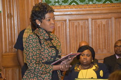 DSC_3118 (photographer695) Tags: house lords westminster london hosted by diane abbott mp member parliament with jacque onalo presenting justina mutale speech