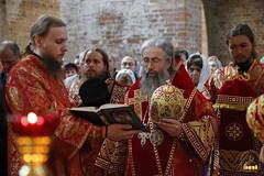56. Первое богослужение в храме г.Святогорска 30.09.2014