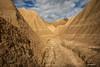 lost world (Anne.Berger) Tags: bardenasreales spanien spain desert wüste halbwüste erosion landscape landschaft