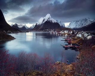 Reine y Lofoten - Norway