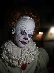 OKIMG_0162 (taymtaym) Tags: lucca comics games 2017 luccacomicsgames2017 luccacomicsandgames2017 cosplay cosplayers costumes costumi costume cosplayer portrait clown pagliaccio it horror scary