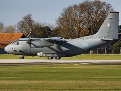 Lithuanian Air Force | Alenia C-27J Spartan | 08 (FlyingAnts) Tags: lithuanian air force alenia c27j spartan 08 lithuanianairforce aleniac27jspartan laf raflakenheath lakenheath egul canon canon7d canon7dmkii