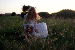✨🍁 Autumn is here  🌹 (Yonatan Souid) Tags: flowers bluehour bride wedding weddingphotographer weddingphotography nature france atmosphere peace