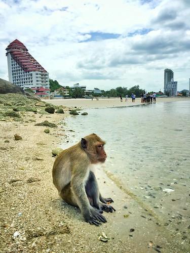 Khao Takiab Beach, Hua Hin, Thailand