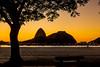 Sunrise Urca & Sugarloaf (jwzphoto) Tags: sunrise urca sugarloaf botafogo