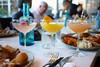 H2 Rotisserie & Bar Brunch Buffet (VanFoodies) Tags: h2rotisseriebar westinbayshore brunch buffet frenchtoast congee mimosa smokedsalmon rotisserie dimsum vancouver coalharbour downtownvancouver restaurant