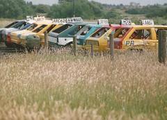 Grasstrack 20 years ago (Lazenby43) Tags: astra nova golf escort grasstrack autograss leewood antrobus