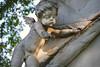 cherub (Sabinche) Tags: totensonntag sundayincommemorationofthedead cherub vienna centralcemetery